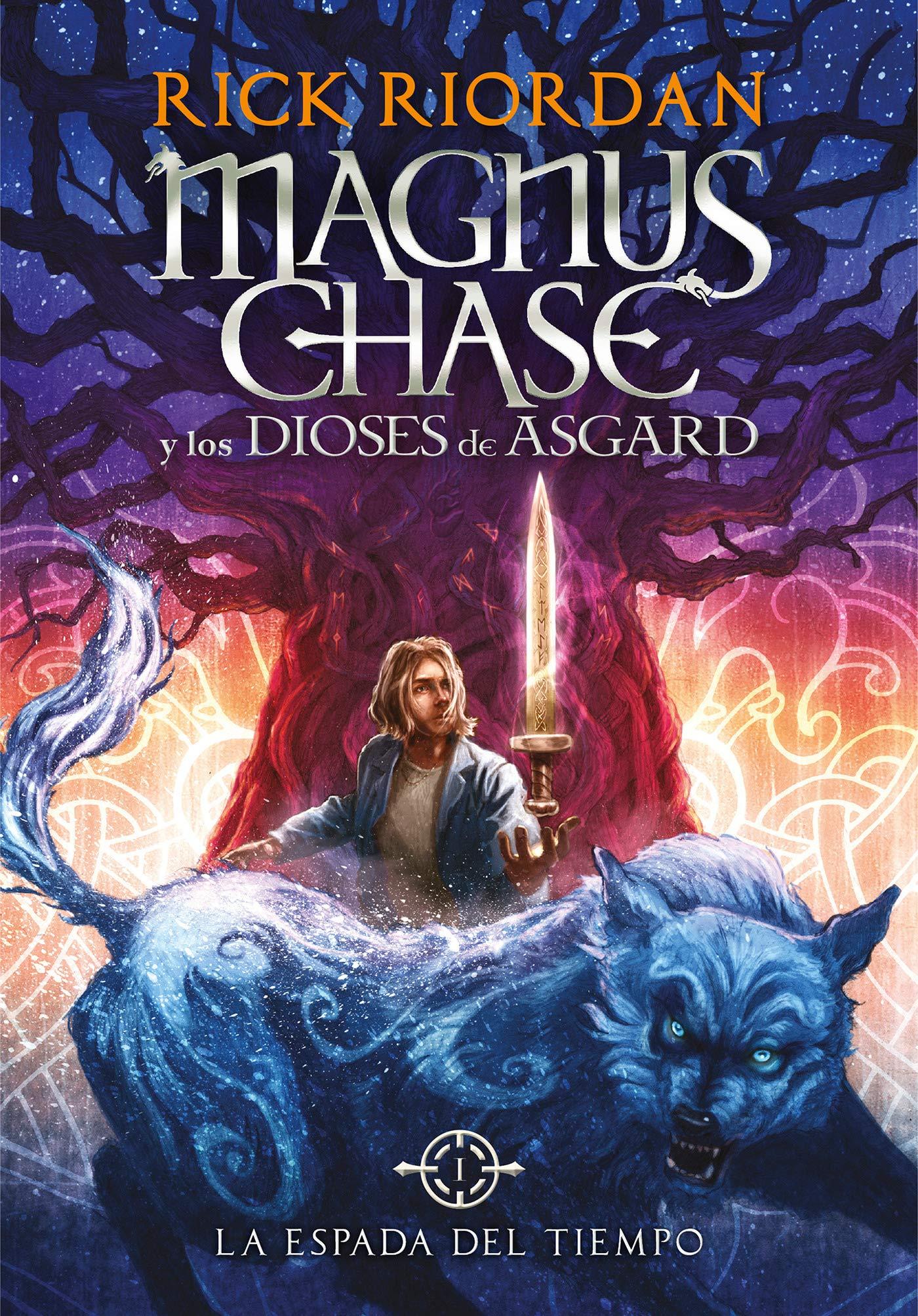 Magnus Chase y los dioses de Asgard (Serie Infinita): Amazon.es: Rick Riordan, Ignacio Gómez Calvo;: Libros