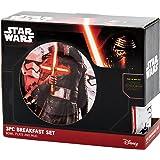 Star Wars 25123 - Kylo Ren Keramik Frühstückset in Geschenkverpackung