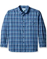 Columbia Men's big Vapor Ridge III Big & Tall Long Sleeve Shirt