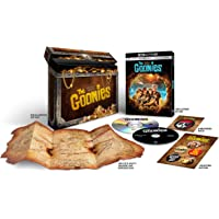 The Goonies: Exclusive Giftset (4K Ultra HD + Blu-ray + Digital)