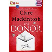 The Donor: Quick Reads 2020 (English Edition)