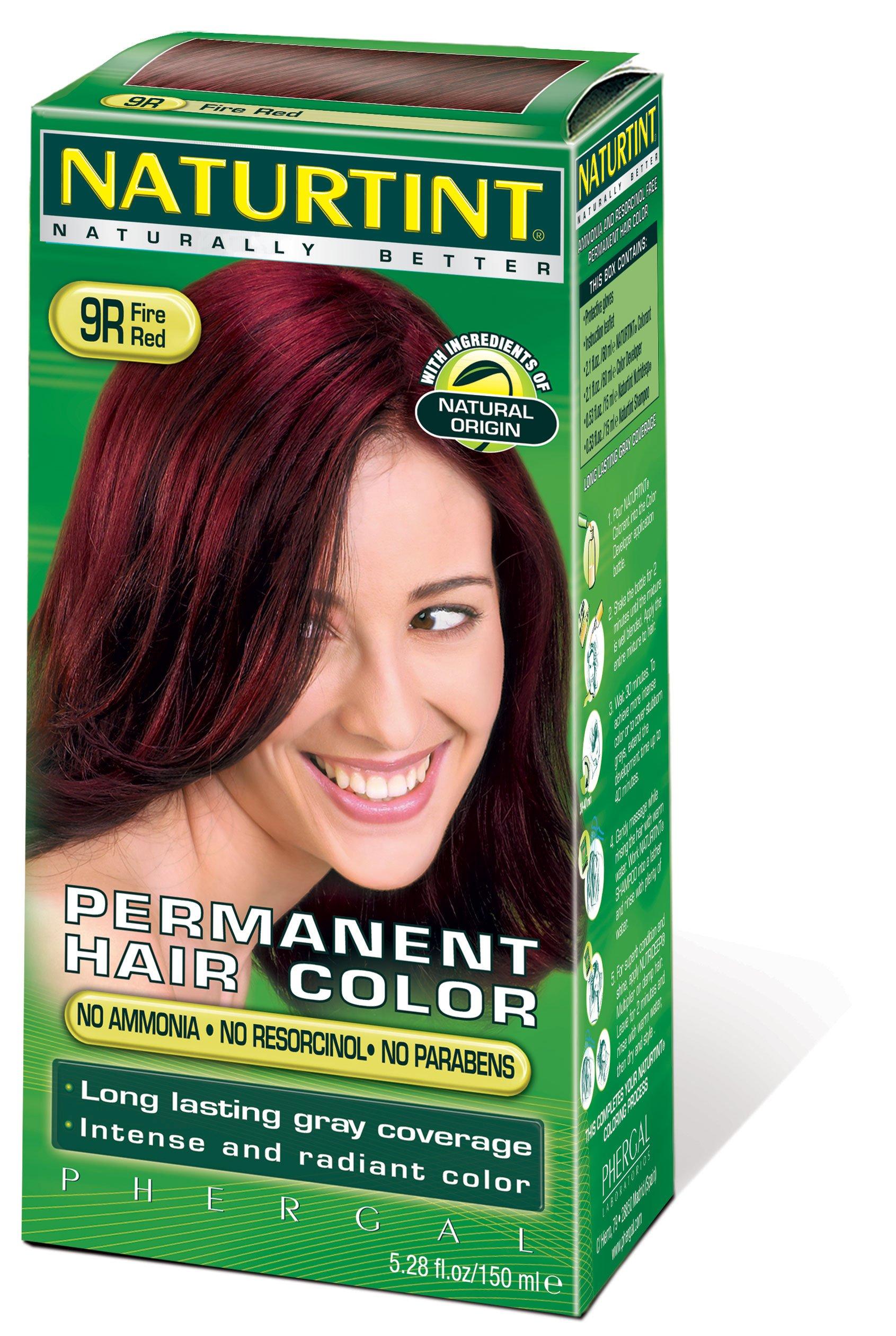 Amazon.com : Naturtint Permanent Hair Color 4M Mahogany Chestnut ...