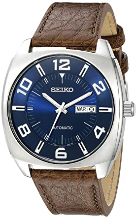 Review Seiko Men's Blue Dial