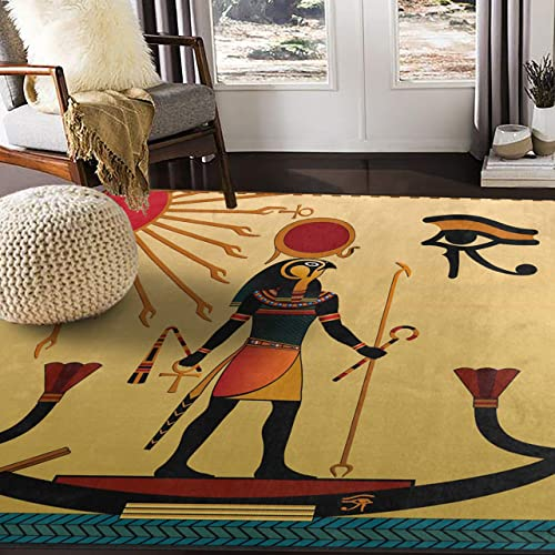ALAZA Ancient Egyptian Artwork Area Rug Rug