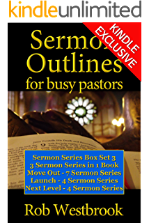 Sermon Outlines for Busy Pastors: Volume Five - Kindle