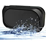 Mini Bluetooth Speaker, Proxelle Surge Mini Pocket Size Bluetooth V4.0 Wireless Speaker IP67 Waterproof with Built-in Handsfree Microphone for iPhone,Party, Hiking,Home