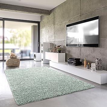Shaggy Teppich Pastell | Flauschige Hochflor Teppiche Fürs Wohnzimmer,  Esszimmer, Schlafzimmer Oder Kinderzimmer
