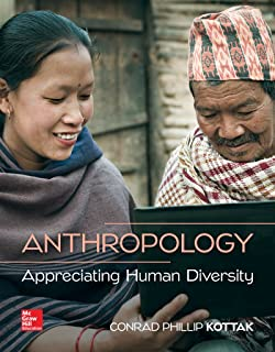 Loose leaf for anthropology: appreciating human diversity.