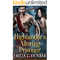 Highlander's Alluring Prisoner: A Steamy Scottish Medieval Historical Romance (Highlands' Chains of Love)
