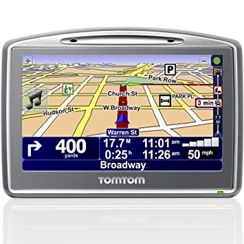 Tomtom GO 920 Western and Central Europe North America map Amazon
