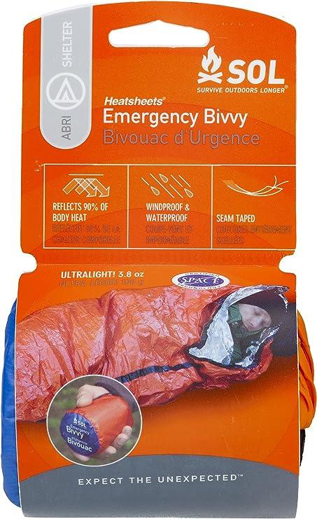 S.O.L. Lightweight Emergency Bivvy