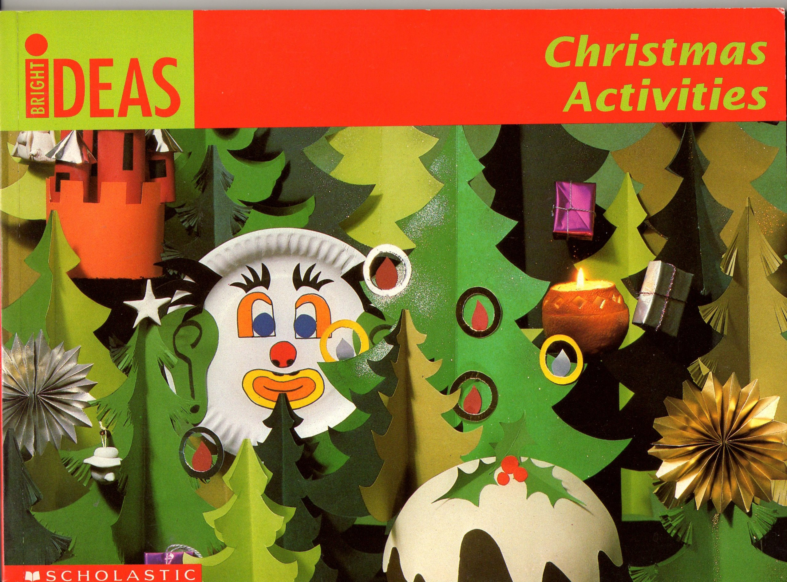 Christmas Activities Bright Ideas Amazon Co Uk Smart Mary Saunderson C Books