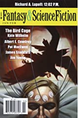 The Magazine of Fantasy & Science Fiction January/February 2011 (The Magazine of Fantasy & Science Fiction Book 120) Kindle Edition