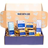Motherlove Nurturing Life Gift Box—Great Baby Shower Gift for Expecting Moms—Herbal Products w/Clean Ingredients, Cruelty-Fre