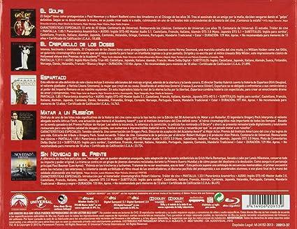 Pack Días De Cine (Clásico) [Blu-ray]: Amazon.es: Paul Newman ...