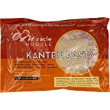 Miracle Noodle Kanten Instant Pasta, 0.5 oz, Zero Net Carbs, Zero Calories, Gluten Free, Soy Free, Keto Friendly