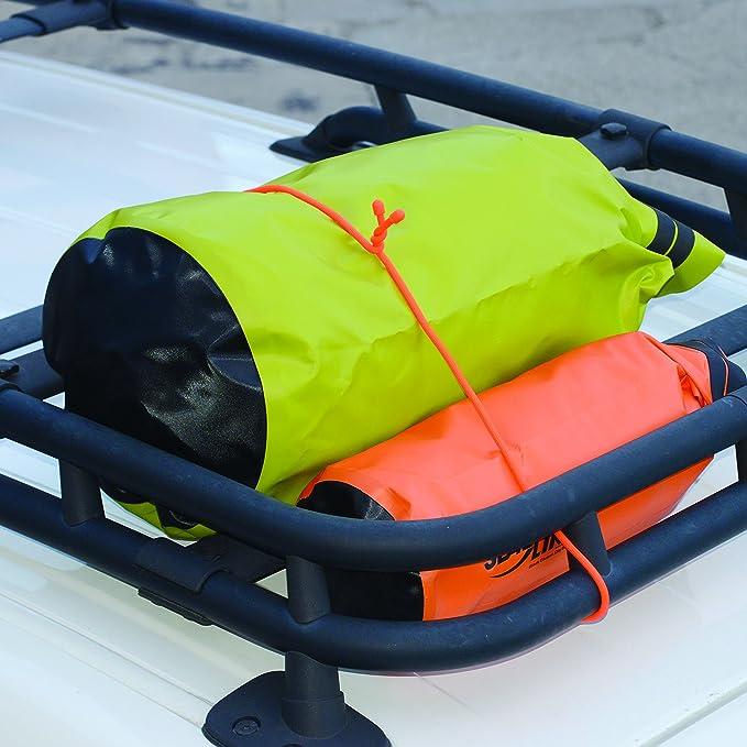 Nite Ize Original Gear Tie, Reusable Rubber Twist Tie, 64-Inch, Bright Orange, Made in the USA - - Amazon.com