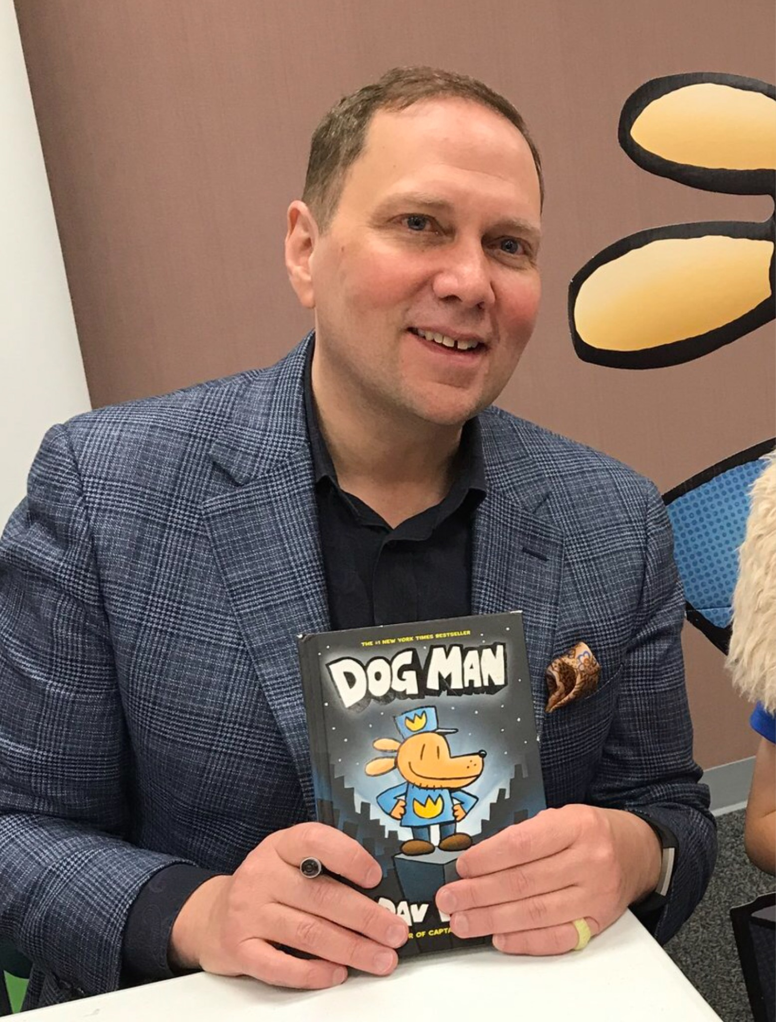 Dav Pilkey – Audio Books, Best Sellers, Author Bio | Audible