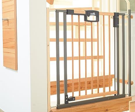 Geuther Easylock - Barrera de seguridad para escaleras: Amazon.es: Bebé