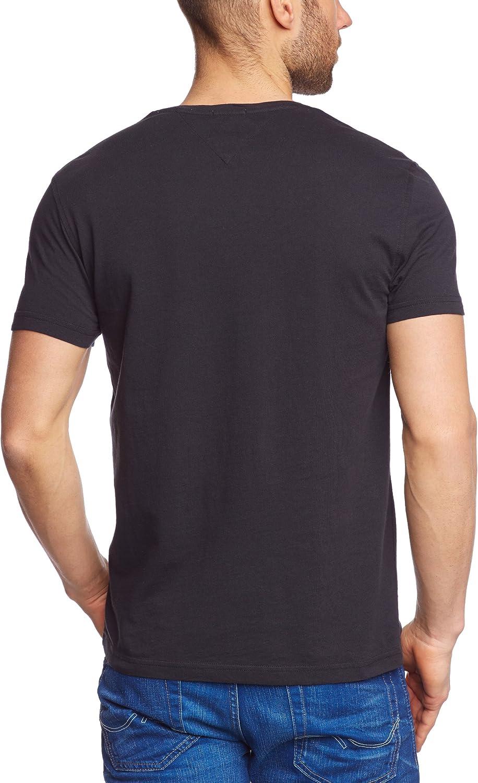 Tommy Hilfiger Panson vn tee s/s KIR Camiseta, Grigio (Grau (038 ...