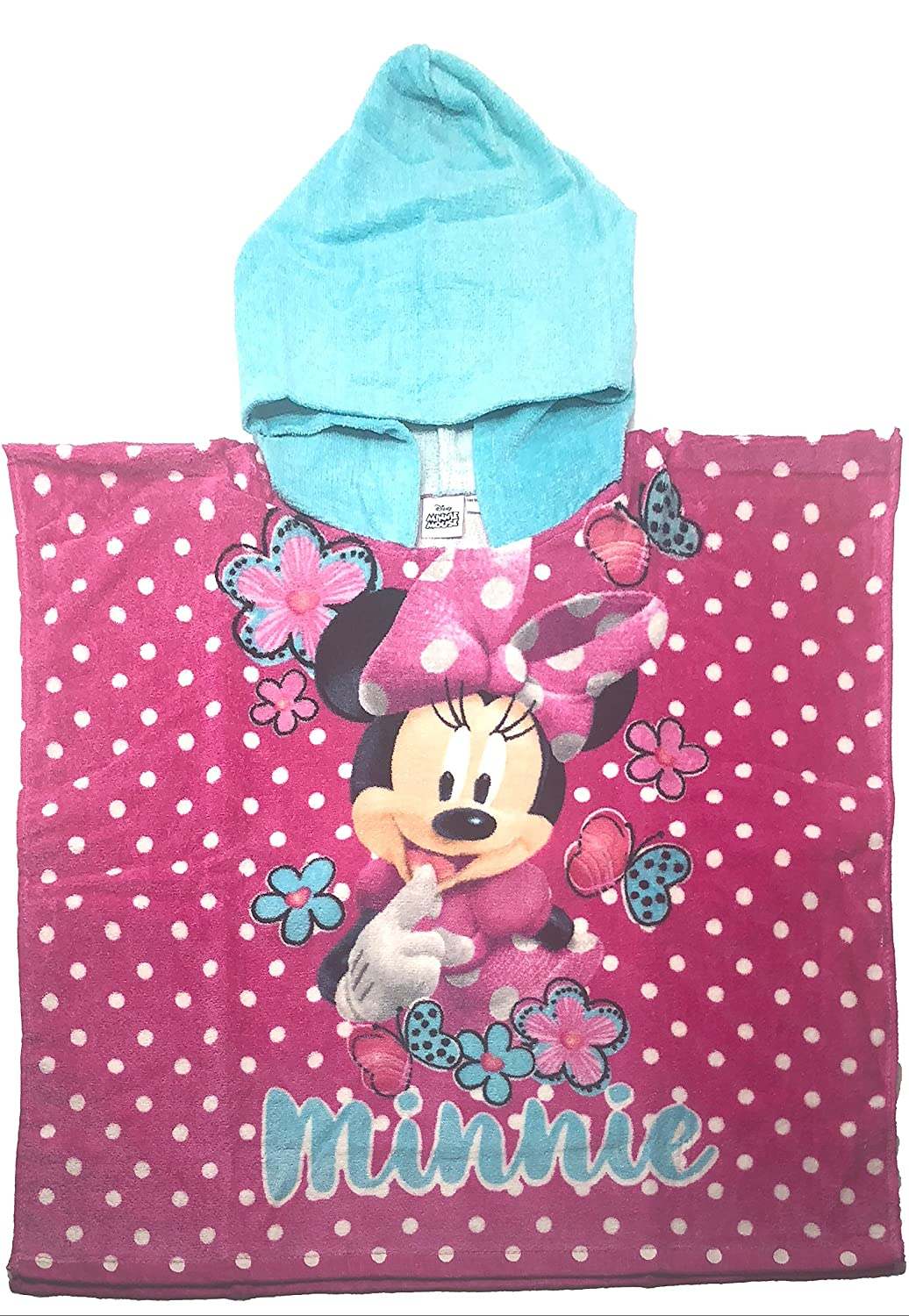 Disney Minnie Mouse Poncho