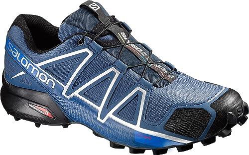 6085fc3b39ce Salomon Chaussures Speedcross 4  Amazon.es  Deportes y aire libre