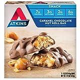 Atkins Snack Bar, Caramel Chocolate Nut