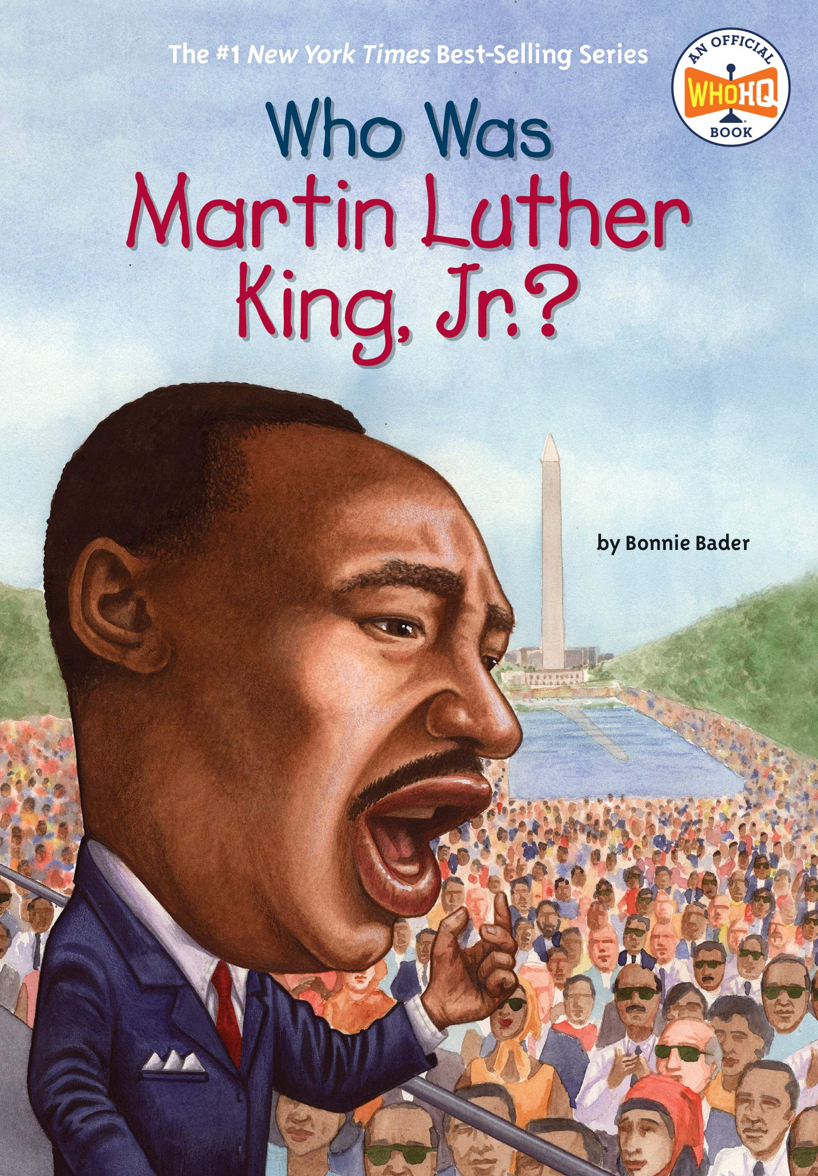 Who Was Martin Luther King Jr Bonnie Bader Who Hq Elizabeth