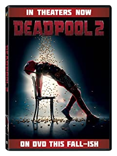 Book Cover: Deadpool 2