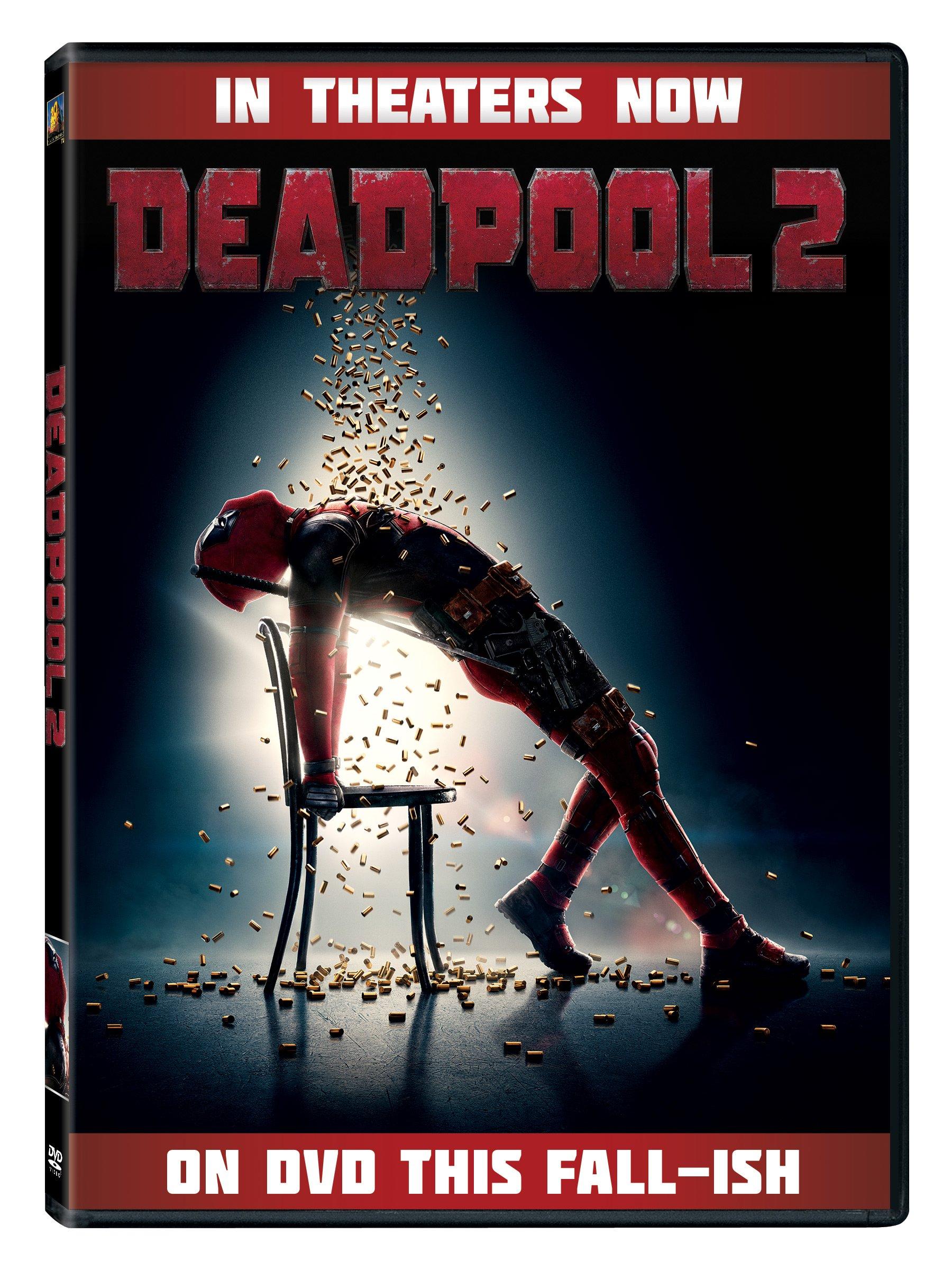 Book Cover: Deadpool 2