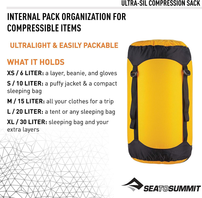Large Size Integral Designs Silcoat Compression Stuff Sack