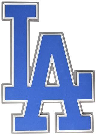 Amazon Foam Fanatics Los Angeles Dodgers Foam Logo Sign Home