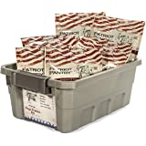 Patriot Pantry Mega Protein Emergency Food Kit – Real Meat, Beans for Long-Term Food Storage – 80 Total Servings, Up to 25-Year Shelf Life