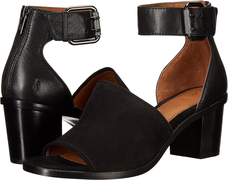 Brielle Ankle Strap Platform Sandal