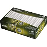 Taper 10inch Candles Color: White 100 count