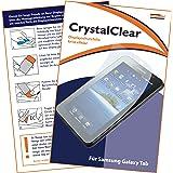 "mumbi Displayschutzfolie Samsung Galaxy TAB Displayschutz ""CrystalClear"" unsichtbar P1000"