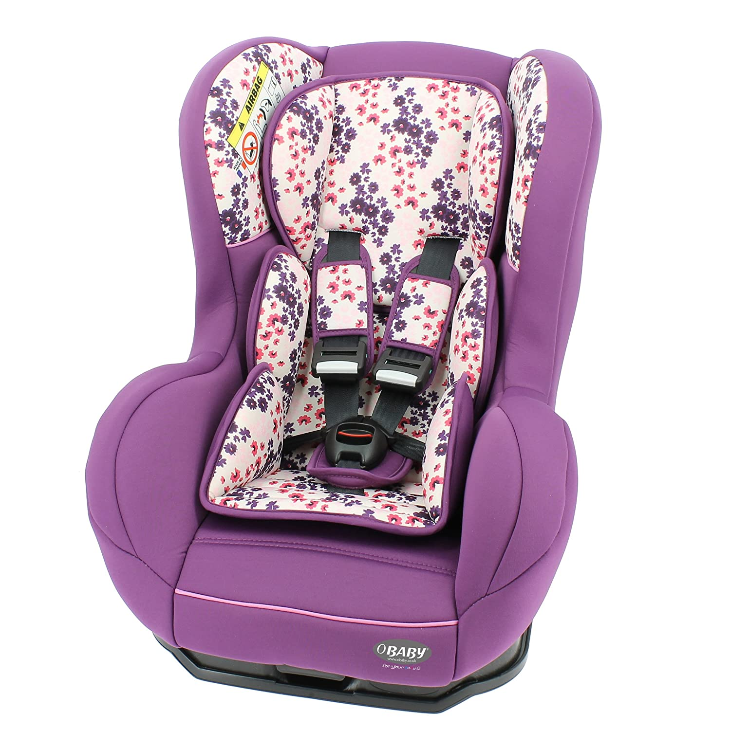 Obaby Group 0-1 Combination Car Seat (Little Cutie): Amazon.co.uk: