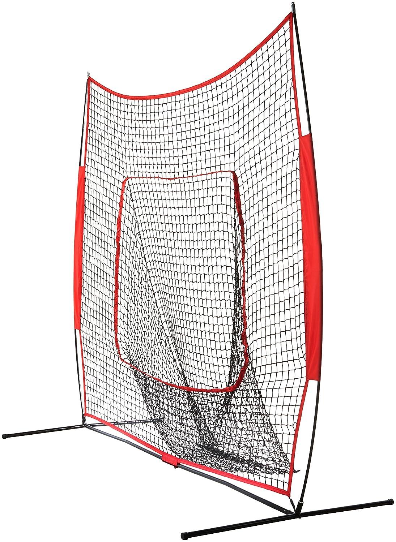 AmazonBasics - Red de entrenamiento para béisbol: Amazon.es ...