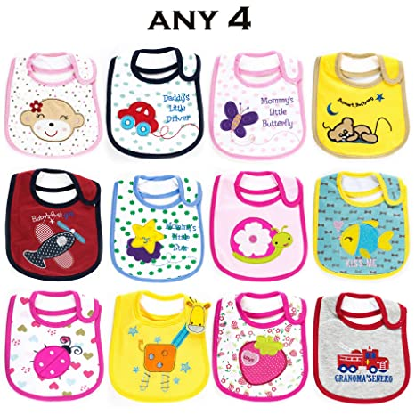 Bandana Drool Bibs For Babies in A Bowl Full Of Panda print Clothing & Accessories