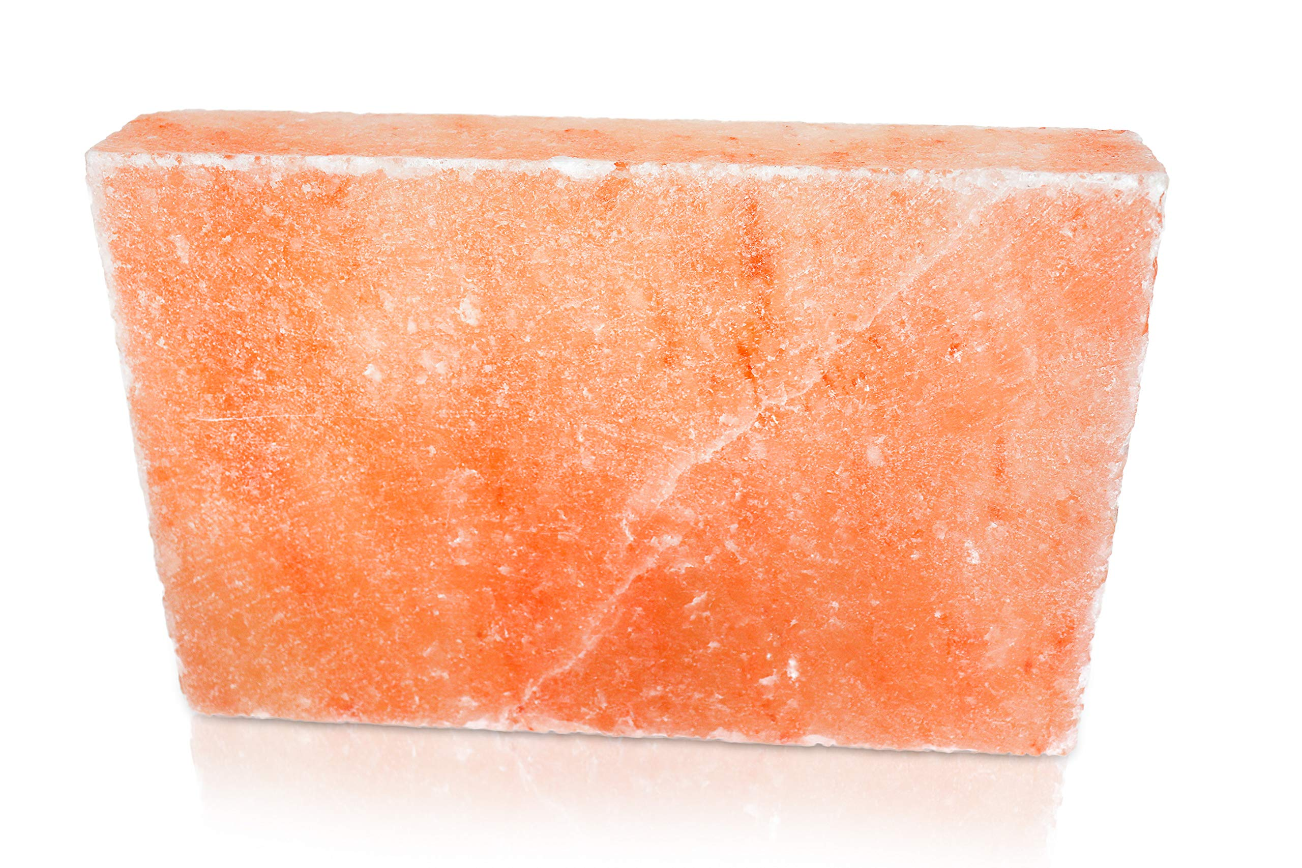 Himalayan Secrets Himalayan Salt Block Cooking Tile for Grilling or Serving - for Building Salt Walls As Well (12'' x 8'' x 2'') by Himalayan Secrets (Image #2)