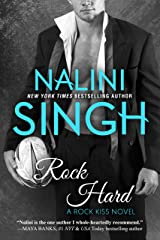 Rock Hard (Rock Kiss Book 2) Kindle Edition