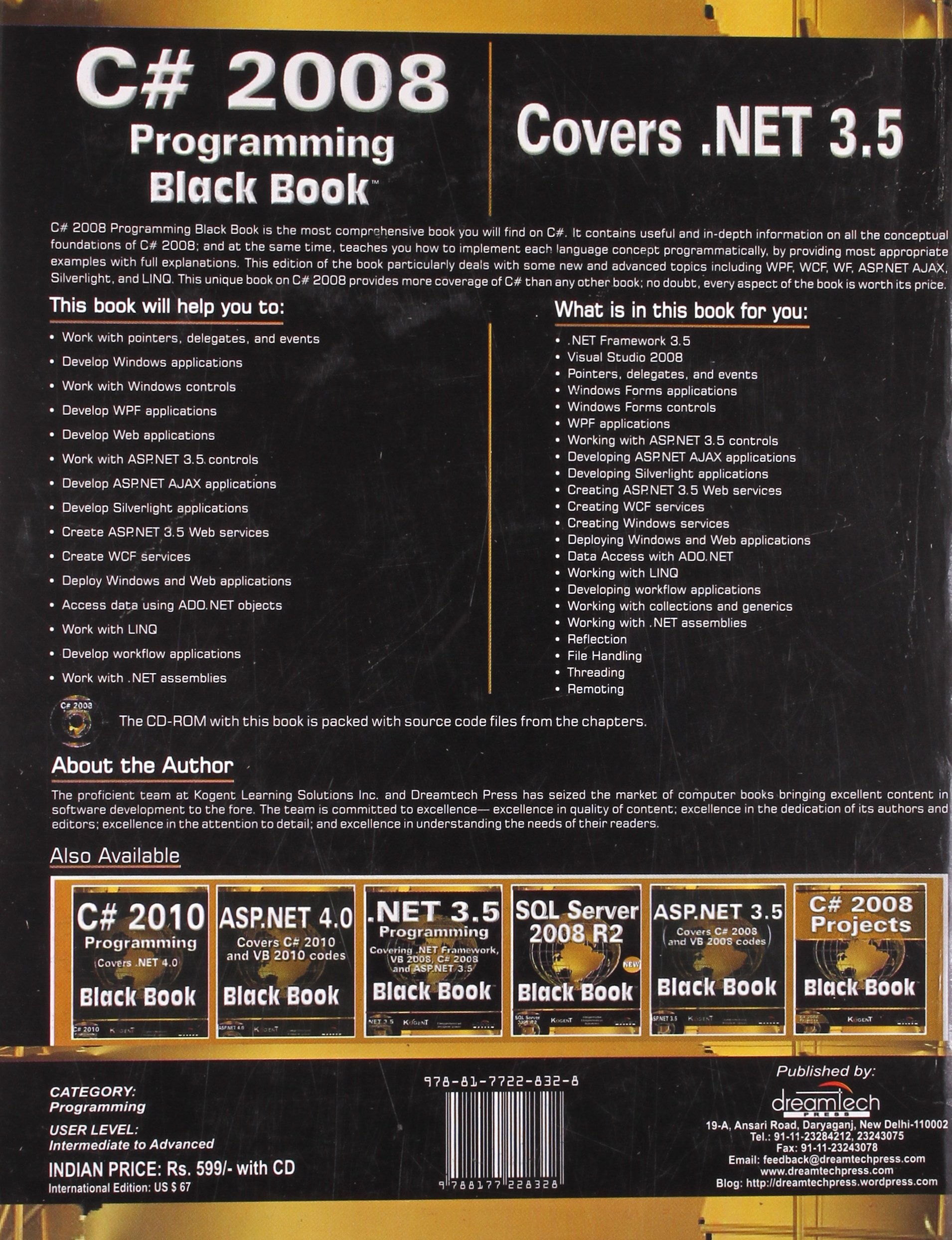 C 2008 BLACK BOOK PDF