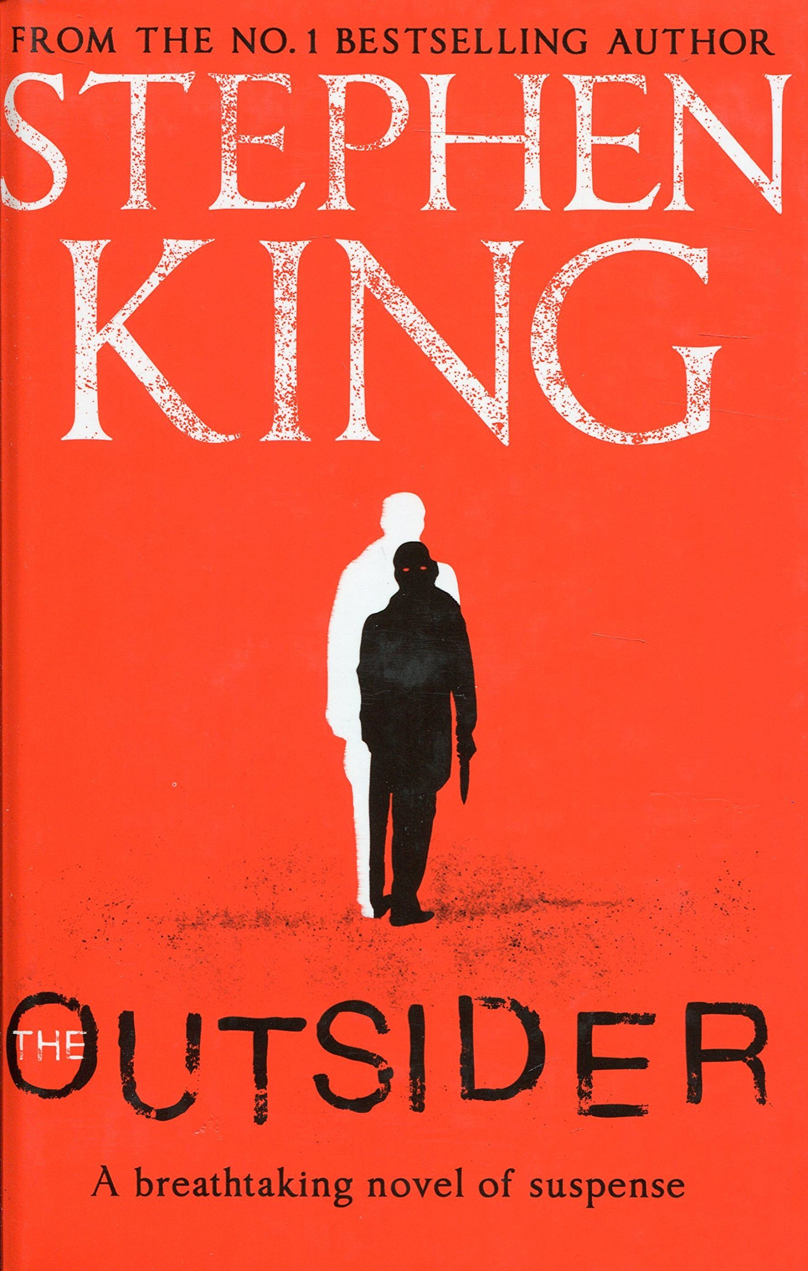 The Outsider Amazon Co Uk Stephen King 9781473676350 Books