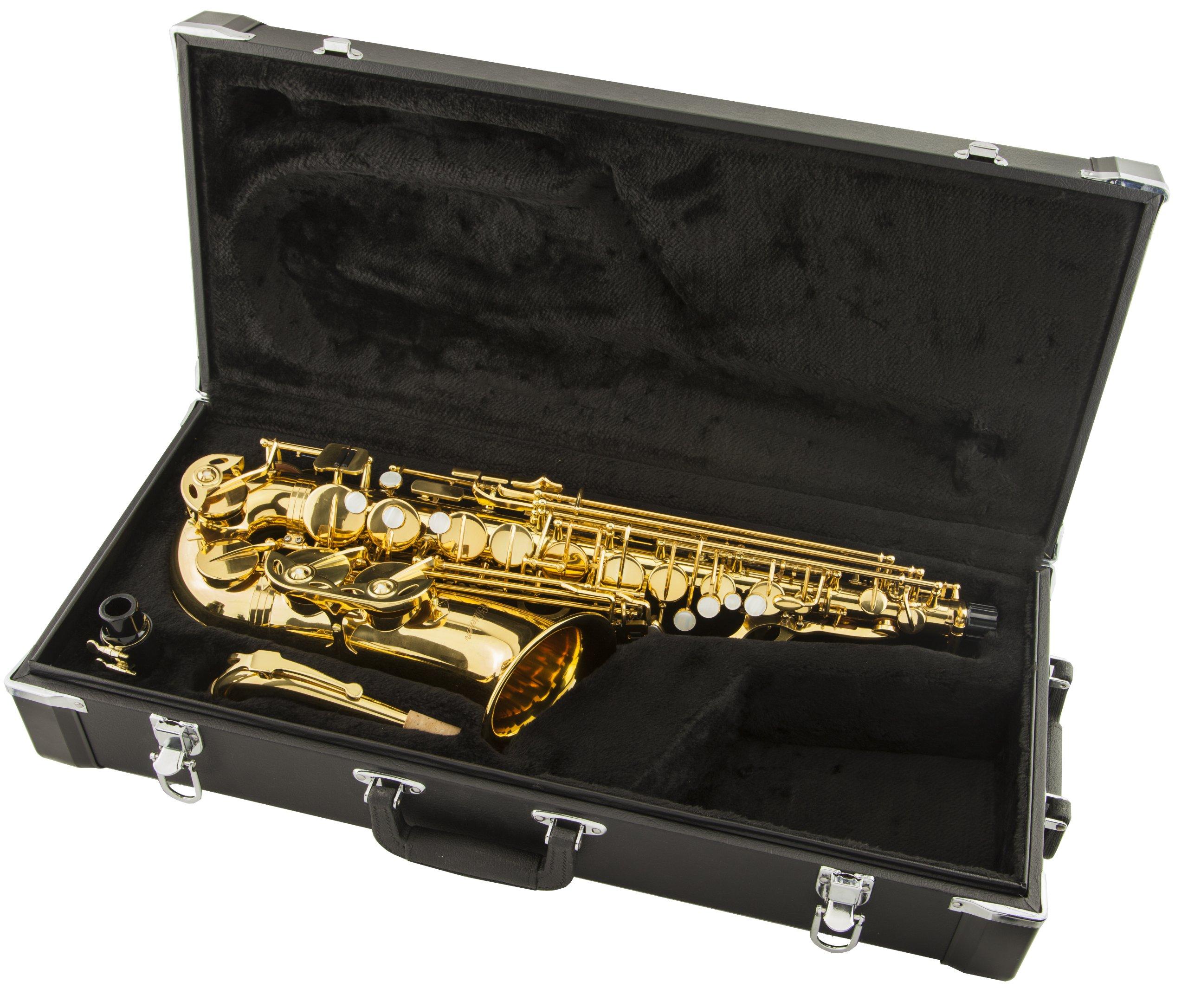 LJ Hutchen 4217II Mark II Eb Alto Saxophone with Case