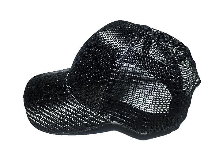 c898581f57144 CarbonFit USA Carbon Fiber Baseball Cap at Amazon Men s Clothing store