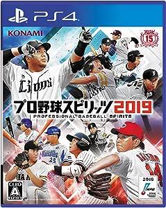"""Konami Konami "" Pro Yakyuu Spirits 2019 For Sony Ps4 Playstation 4 Japanese Version"