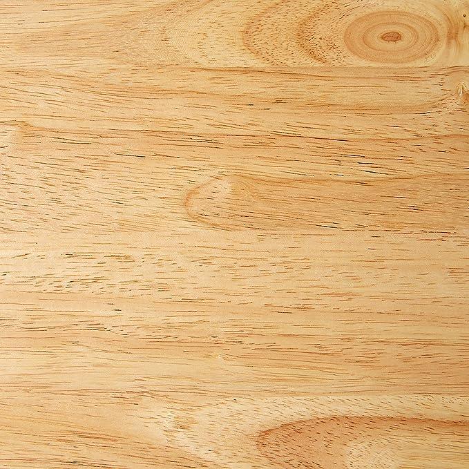 finitura naturale della gomma PJ Wood Scrivania portatile pieghevole e tavolo vassoio da letto