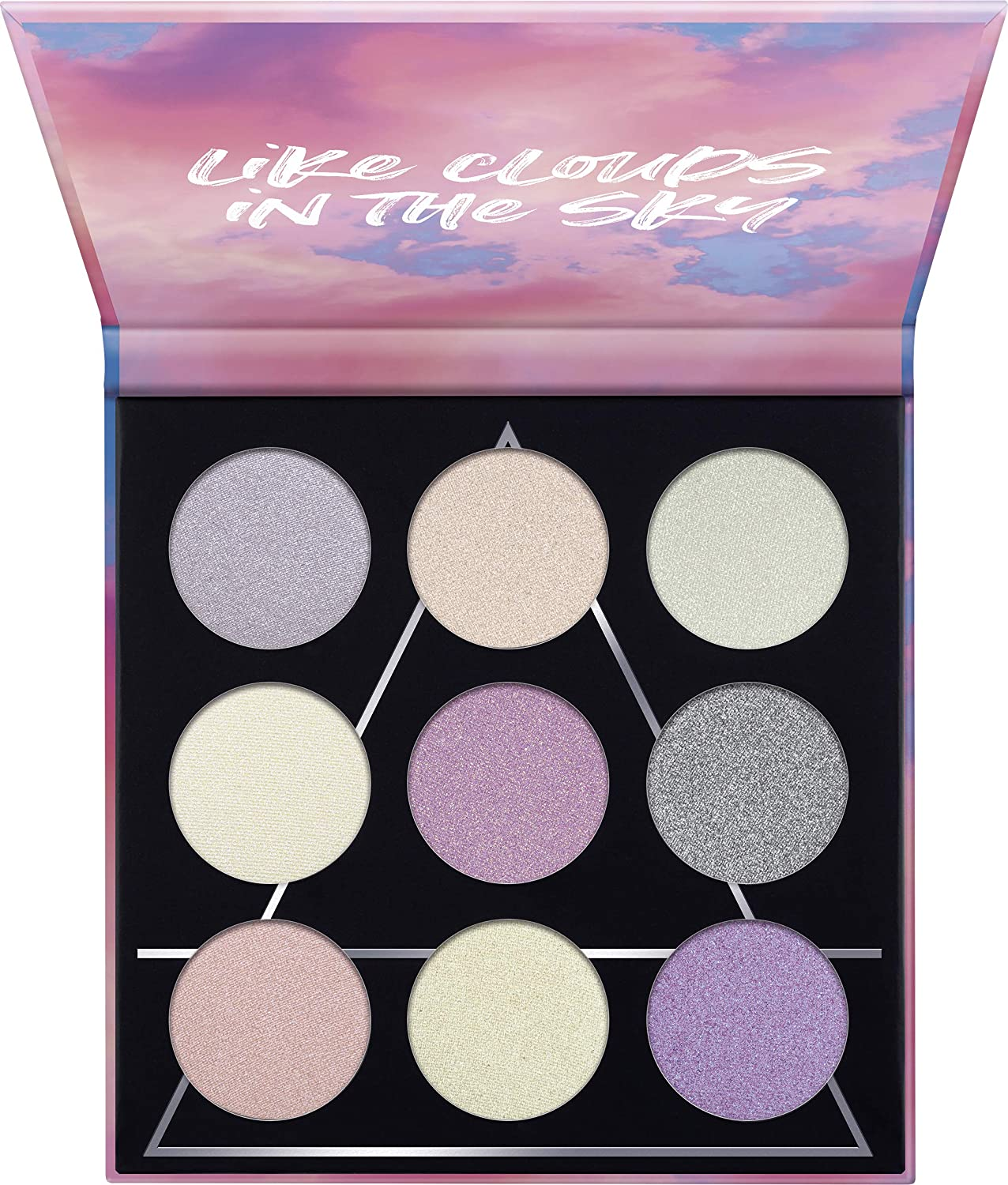 essence | AIR Eyeshadow Palette | 9 Blendable, Dreamy Pink & Purple Shades | Gluten & Paraben Free | Cruelty Free