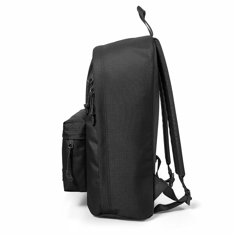 Black Nero Eastpak Out Of Office 44 centimeters Adulto 27 liters Zaino Casual Unisex Taglia Unica