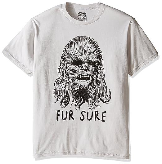 Amazon Com Star Wars Men S Chewbacca T Shirt Clothing